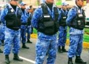Agente seguridad ciudadana que viva solo