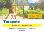 Viaje en semana santa 2020 tour peruano