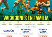 Viaje a cancún en familia tour peruano 2020