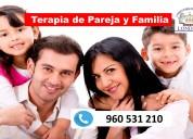 Terapia de pareja y de familia