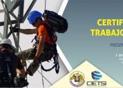 CertificaciÓn de trabajos en altura 2020 (nuevo)