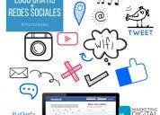 AdministraciÓn de redes sociales  marketing digita