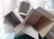 Venta de cajas para mudanza