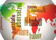 Traducciones de documentos de inglés