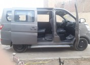 Venta de carro minivan marca chancan new super van