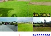 Vendo terreno - sector de san borja - moche