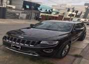 Jeep grand cherokee overland 2014 77000 kms