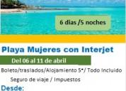 Viaje a riviera maya barato desde lima