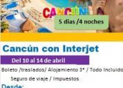 Viaje a cancun barato en semana santa 2020