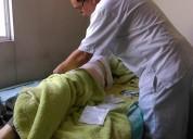 Curaciones de escaras a pacientes postrados