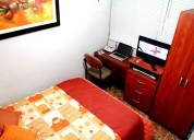 Habitaciones amobladas,servicios incluidos