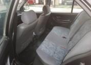 Vendo peugeot 306 sedan 98 mecanico dual -glp