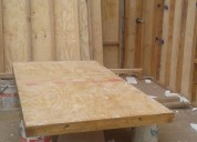 Venta de paneles de madera o fenolico 18mm