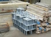 Cabezales importados para encofrados de losa