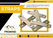 Cintas metalicas straps