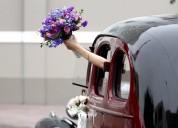 Carcochitas y autos clasicos para bodas