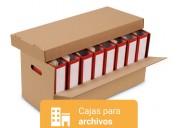 Cajas para documentos de oficinas -entrega gratuit