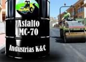 Asfalto liquido rc 250 micro pavimentos