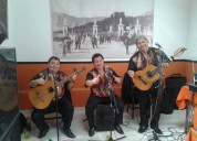 Grupo de musica criolla
