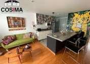 Venta de departamento de 2 dormitorios en barranco lima 55 m2