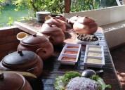 Catering  criollos  en ollas de barro  ana