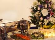 Buffet  criollo   para  eventos  cumpleaÑos