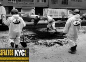Somos asfaltos k&c asfalto liquido mc ,rc lima