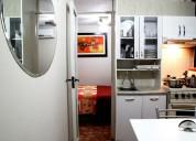 Habitaciones full amobladas,servicios incluidos