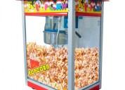MÁquina para hacer canchita pop corn mizar
