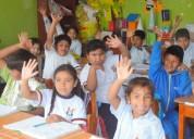 Tutoria a domicilio para niÑos educaciÓn primaria