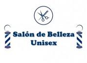 Cosmetologa para salon de belleza
