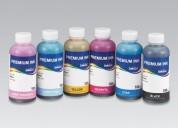 Tintas para epson eco tank compatibles