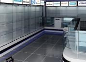 muebles para tiendas comerciales - pz design proje