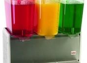 Dispensador de bebidas frías clásico