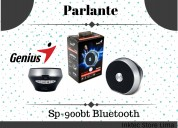 Parlantes genius sp-900bt