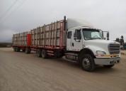 Camion tortoon freightliner m2 112