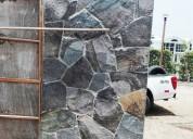 Mantenimiento de piedra granítica, piedra talamoye