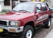 Toyota hilux cd 4x4 1997 179000 kms