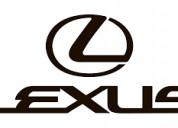 Repuestos para lexus