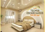 Atrévase a decorar su techo en una forma más elega
