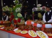 Catering  eventos  buffet  criollos desayunos