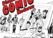 ¡aprenda a crear personajes e ilustrar sus comics!