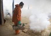 Desinfeccion de buses,casas,colegios eko planeet