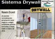 Drywall construccion en seco chiclayo