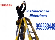 Electricista  chiclayo