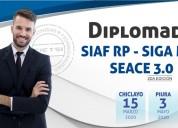 Diplomado en sistemas gubernamentales