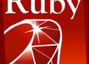 Clases de programacion ruby, python upc epe