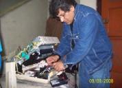 Servicio tecnico y reparacion de fotocopiadoras t/marca-inversiones letich