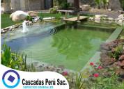 Construccion piscina ecologica,piscinas ecologicas