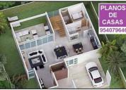 Planos para tu casa, arquitectos e ingenieros en lambayeque, chiclayo, pimentel